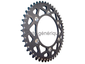 Rear sprocket Racing Yzf 600 R6 98-02 - 520