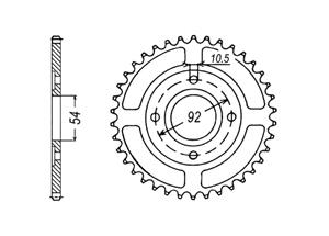 Kit MBK X-Power 50 03-06