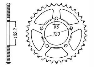Kit APRILIA RS50 Extrema /Replica 03-05