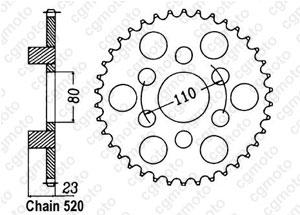 Kit Aprilia Af1 125 Replica