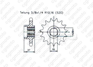 Kit Aeon 125/180 Cobra