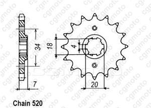 Kit Barossa/Triton/Smc 250
