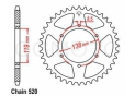 Rear sprocket Husaberg Enduro Z48