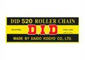 Chain DID520 RJ